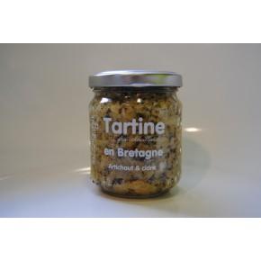 Tartine en Bretagne