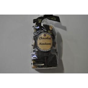 Mendiants chocolat noir 150 grs