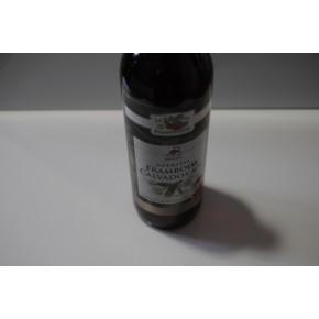 Apéritif framboise Calvados